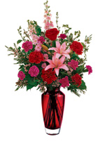 Surprise your most valued clients with a floral arrangement from Meme's Florist!