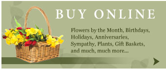 Buy flowers on line from Meme's Florist