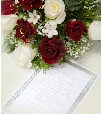 Wedding flowers for your special day in Saratoga Springs and surrounding areas